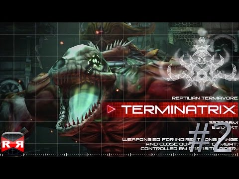 Implosion - Never Lose Hope - Terminatrix Boss Battle - iOS / Android - 60fps Walkthrough Part 2