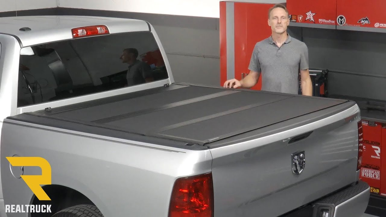 How To Install Undercover Armor Flex Tonneau Cover Youtube