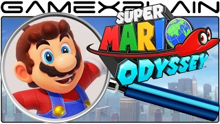 Super Mario Odyssey ANALYSIS - Reveal Trailer (Secrets & Easter Eggs)(Super Mario Odyssey's Reveal Trailer is packed with so many secrets, easter eggs, and mysteries, that this is our LONGEST ever for a single trailer! So buckle ..., 2017-02-04T17:05:26.000Z)