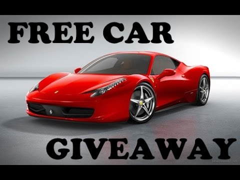 Free Car Giveaway >> Wanna Win A Brand New Free Car I M Doing A Free Car Giveaway