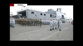 Warships ng Philippine Navy dumating na mula sa RimPac 2018 sa Pearl Harbour, Hawaii