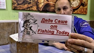 Видео БЛАГОДАРНОСТЬ каналу FISHING TODAY Клёвый СИЛИКОН