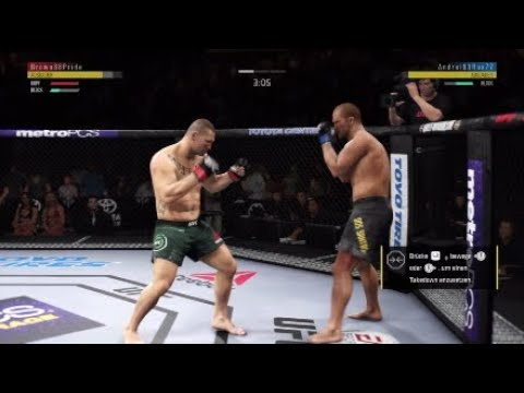 Download EA UFC 3 Top Ranked Fights 1-10 with Cain Velasquez