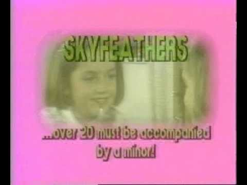 Skyfeathers Ad/Commercial: St. Petersburg/Tampa Bay FL Teen Dance Club in the 80s!