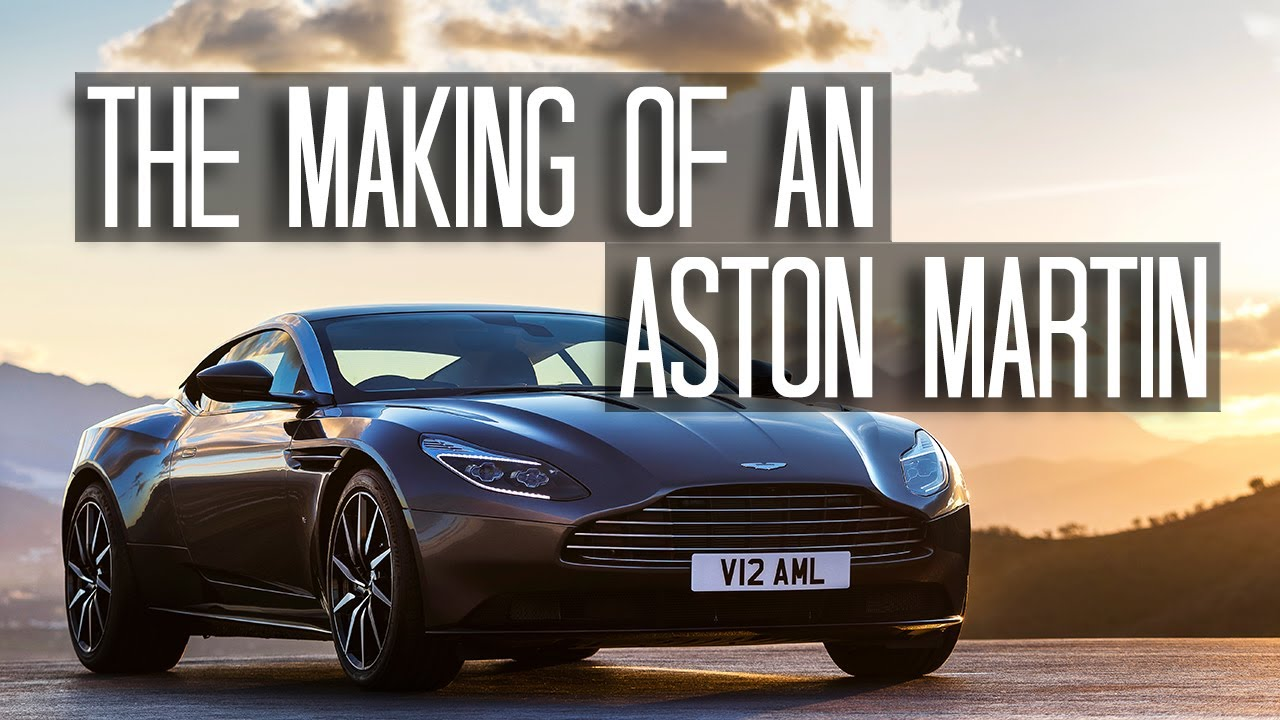 The Making of an Aston Martin | Factory Tour - YouTube