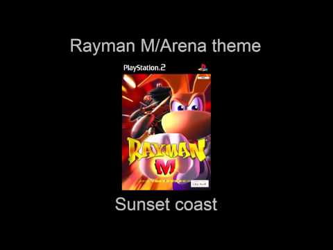 Rayman M/Arena - Sunset Coast theme