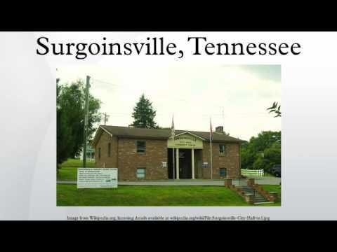 Surgoinsville, Tennessee