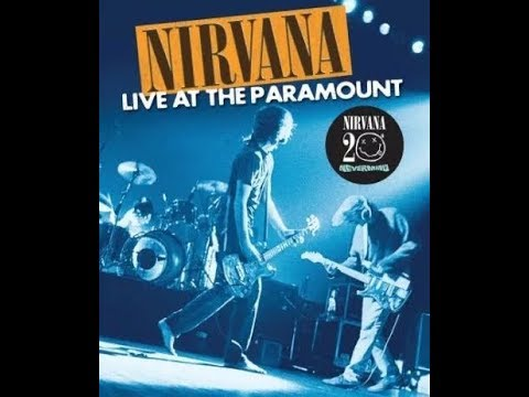 """Nirvana's """"Live At The Paramount"""" to be released on vinyl...!"""