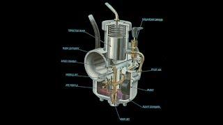 cara setel KARBURATOR  yang benar campuran udara dan bensin yang pas