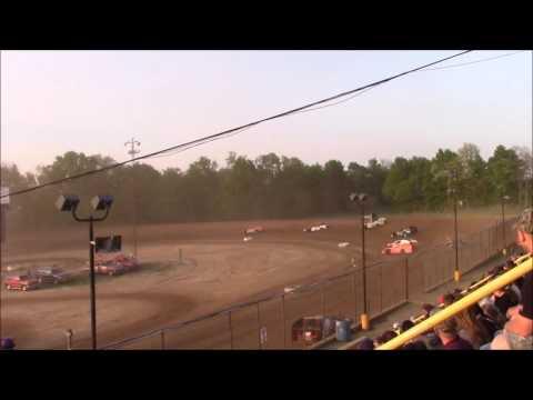 Butler Motor Speedway UMP Modified Heat #3 5/21/16