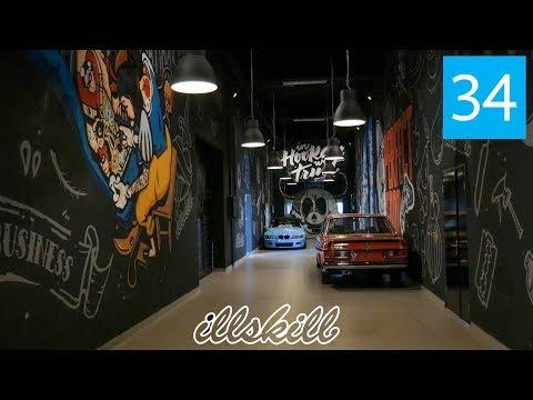 ILLSKILL – #Автосервис Выпуск 34. Подарим Mercedes.  [4K]