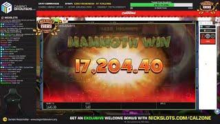 Casino Slots Live - 26/02/19 *HOLY MOLY!!!!!!*