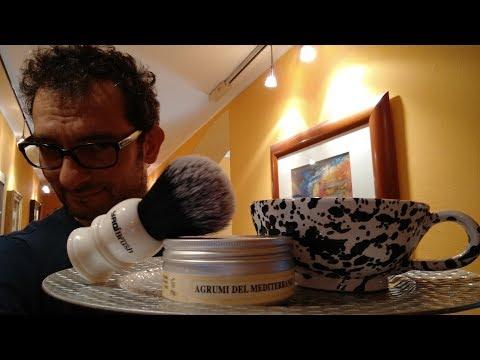 YAQI Tuxedo R1729 30mm Large - Saponificio Bignoli Agrumi - Artisan Bowl by Rocco Contini