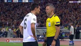 ملخص مباراة ليفربول وروما 4-2 بتعليق عصام الشوالي شاشة كاملة 720hd