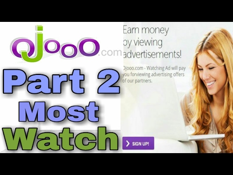 Ojooo Earn Money Easy Part 2( Hindi )&(Urdu)
