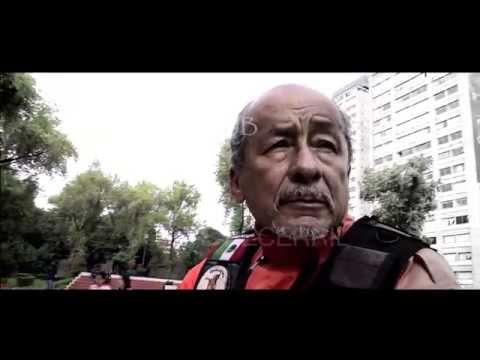 1985 , 30 AÑOS DEL SISMO 30 AÑOS DE LOS TOPOS. JORGE BECERRIL