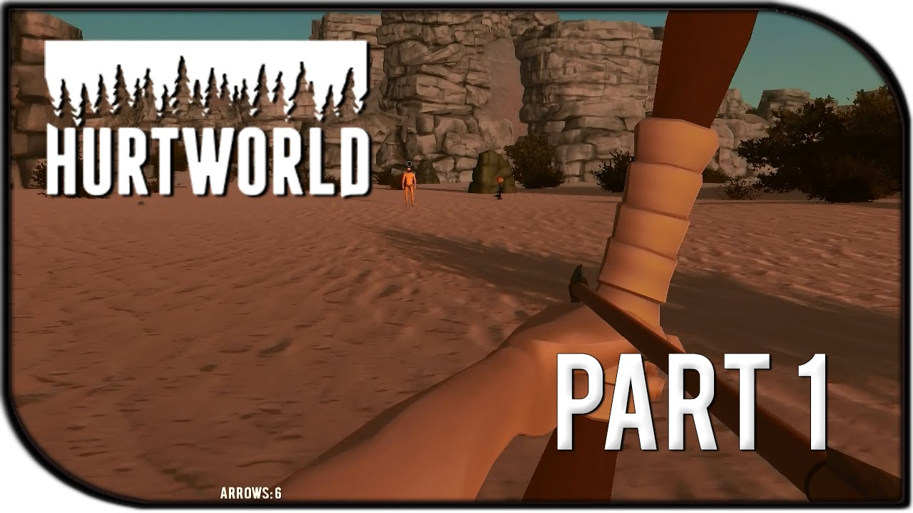 Hurtworld gameplay part 1 first impressions huge giveaway hurtworld gameplay part 1 first impressions huge giveaway early alpha gameplay gumiabroncs Images