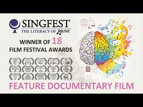 SingFest: The Literacy of Music INSPIRATIONAL FILM (2017)