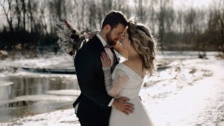 Styled Shoot - Winter Elopement Wedding - Trouwvideo