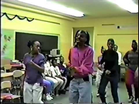 Nathaniel Hawthorne Elementary 1992-93 Classroom 25,26