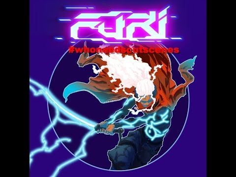What is this gorgeous game? Furi - Part 1  