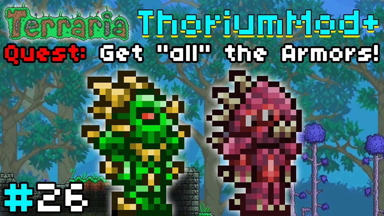 Dragon flesh armor terraria mod thoriummod 26 quest get dragon flesh armor terraria mod thoriummod 26 quest get all the armors youtube publicscrutiny Image collections