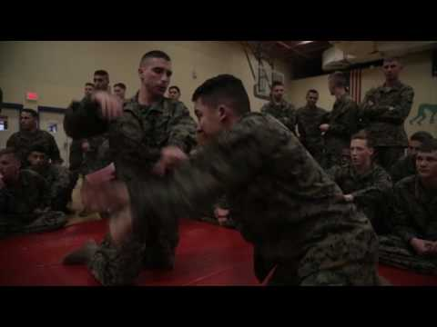 Marine Corps Intelligence School Fight Night
