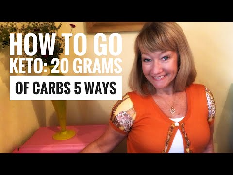 how-to-go-keto:-20-grams-of-carbs-5-different-ways
