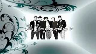 Little Things One Direction lyrics and pictures
