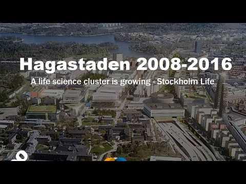 Hagastaden - A Life Science Cluster Is Growing