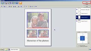 How to Arrange Texts and Photos Using Epson Easy Photo Print (Epson XP-6100,XP-8500) NPD5847