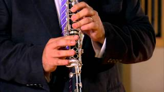 Etude for Clarinet by Donizetti