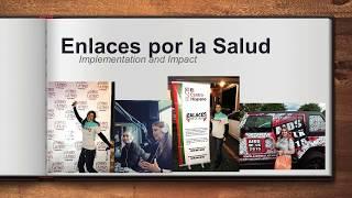 Webinar: Enlaces por la Salud, Part II