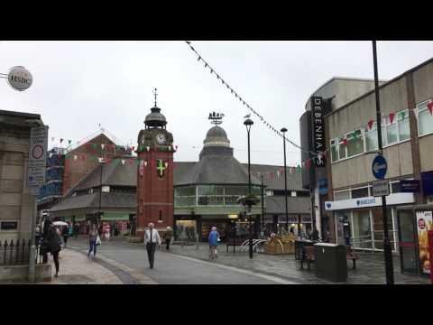 Bangor Gwynedd Wales UK June 2017   IMG 7046