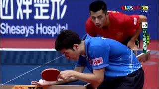 2016  China Open (MS-QF2) ZHANG Jike - HO Kwan Kit [Full Match/Chinese|Elta HD1080p]