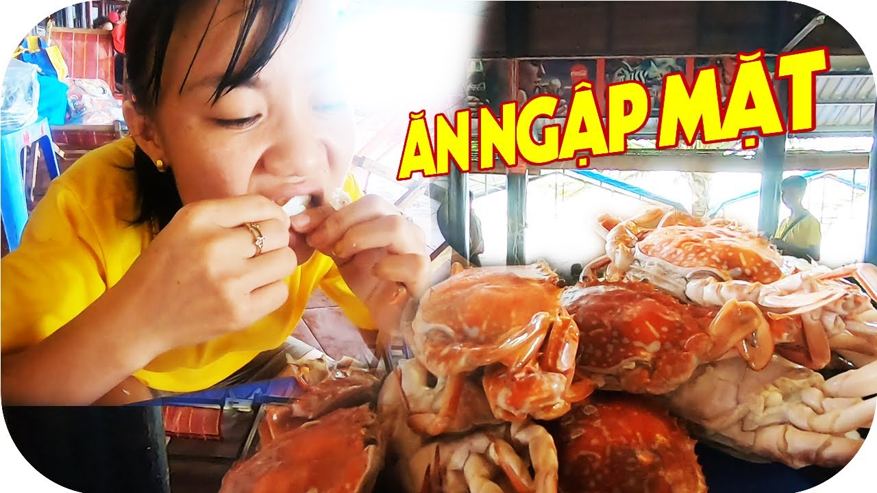 Ra Long Hải ăn hải sản NGẬP MẶT |  Du lịch biển Long Hải Bà Rịa Vũng Tàu
