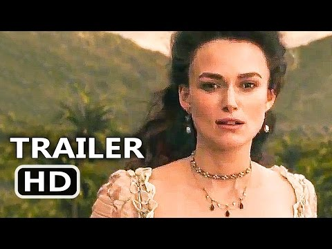 PIRATES OF THE CARIBBEAN 5 Elizabeth Swan Trailer (2017) Dead Men Tell No Tales, Disney Movie HD