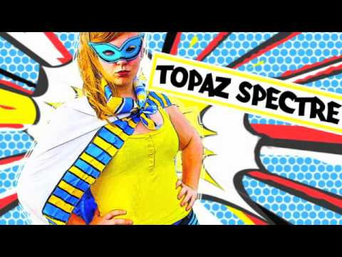Cartoon Character - Topaz Spectre