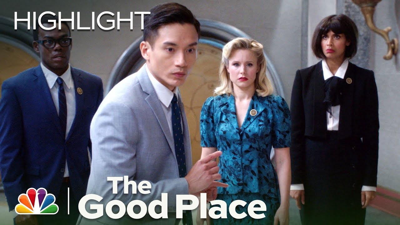 The Good Place - An All-Knowing Burrito? (Episode ...