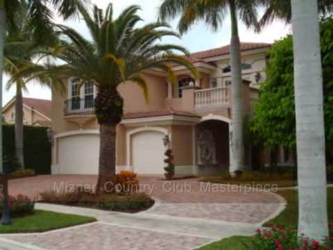 Boca Raton Luxury Real Estate | Mizner Country Club | Luxury Resort Portfolio