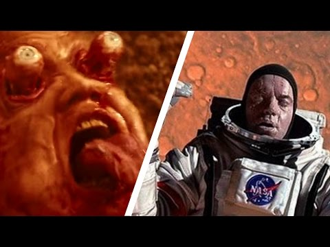 ¿Qué pasaría si los astronautas se quitaran el casco en el espacio (No, no explotarían)