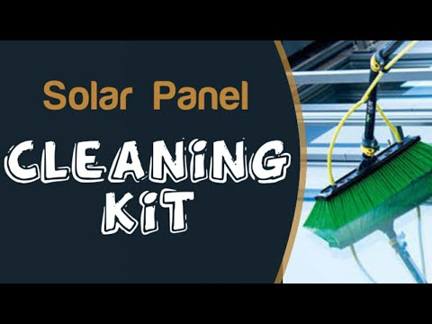 Solar Panels Cleaning System Kit Price In India Unger