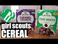 Girl Scouts CEREAL Taste Test
