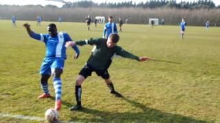 Southampton University FC 1s vs Exeter University FC 2s