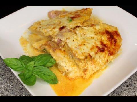 Ham & Cheese Potato Bake Casserole (Saturday Meal) (Legacy)💋