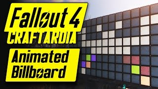 Fallout 4 Animated Billboard - Crippled Crab - Fallout 4 Light Box & Interval Switchers [CRAFTARDIA](It is time to make an animated billboard in Fallout 4! I will show you how to use light boxes, interval switchers and terminals to create a dynamic billboard of a ..., 2015-11-13T21:23:01.000Z)