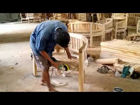 Indonesia Supplier Teak Garden Furniture Jepara Manufacturer Wholesale