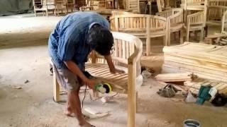 Indonesia Supplier Teak Garden Furniture Jepara Manufacturer Wholesale