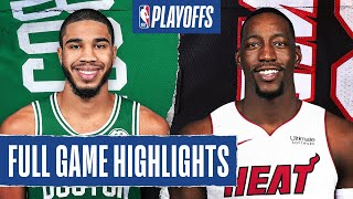 CELTICS at HEAT | FULL GAME HIGHLIGHTS | September 27, 2020