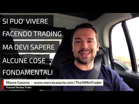 Si può Vivere di Trading? Le 3 cose che nessuno ti dice ma che devi sapere